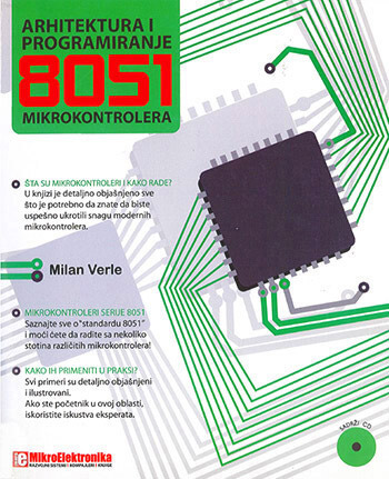 Architecture and programming of 8051 MCUs