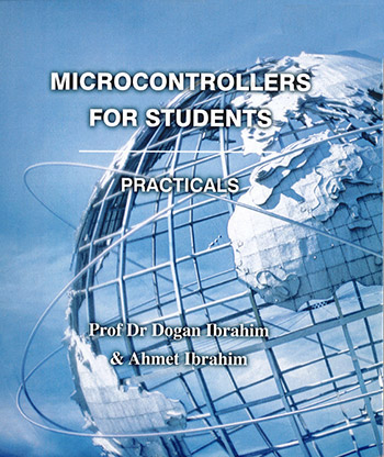 Microcontrollers for Students - Practicals