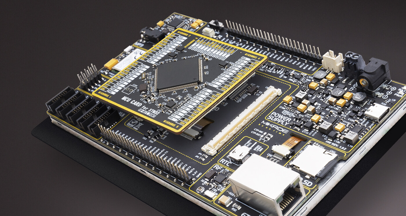 mikromedia 7 with mcu card for stm32