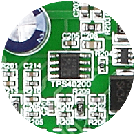 TPS40200 DC-DC converter