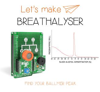 Let's Make Breathalyzer