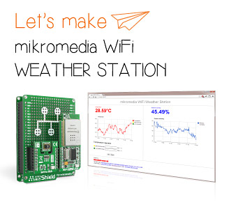 Let's make - WiFi Weather Station