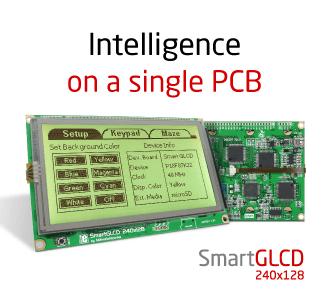 SmartGLCD 128x240