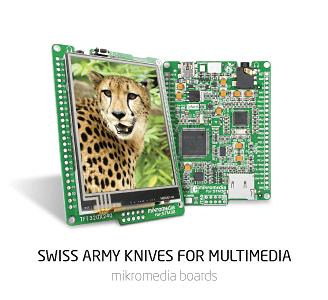 mikromedia boards
