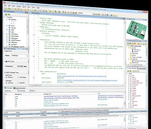 Compiler IDE