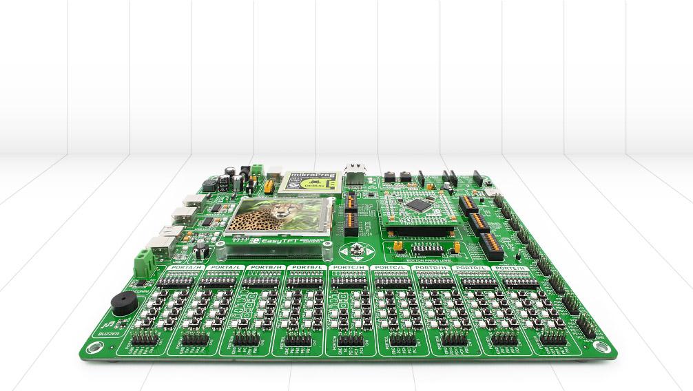 EasyMx PRO v7 for STM32 ARM