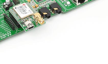 mikroBUS™ sockets