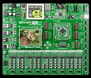 EasyMx PRO™ v7 board in antistatic bag