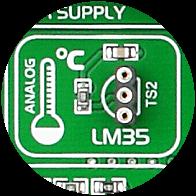 LM35 Temp Sensor