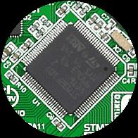 STM32F107VCT6 MCU