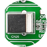 USB device connector