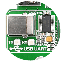 USB-UART Connector