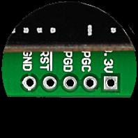 mikroProg connector