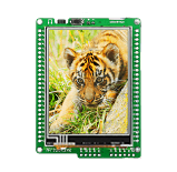 mikromedia for PIC32 board in antistatic bag