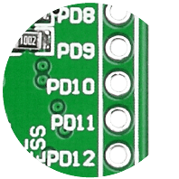 Connection Pads