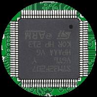 STM32F207(407)VGT6