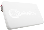 mikroProg™ programmer with mikroICD™ support