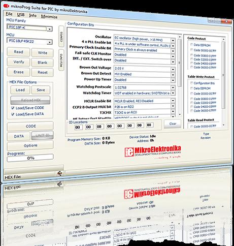 mikroProg Suite
