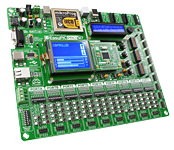 EasyPIC PRO v7 Development Board
