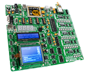 EasyPIC v7 Development Board