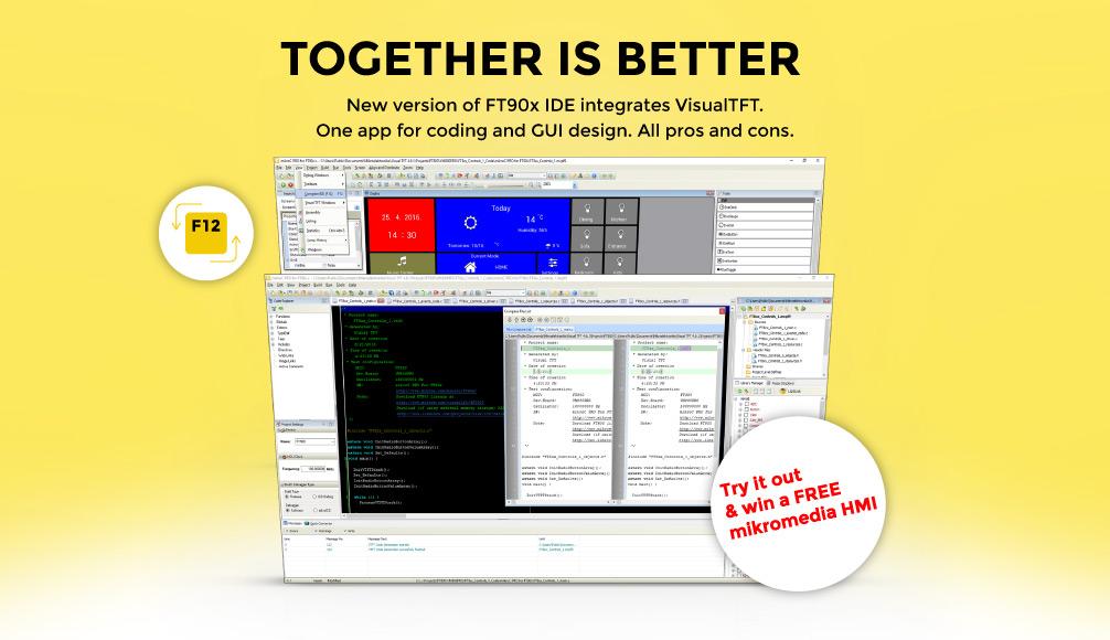 VisualTFT Screenshot