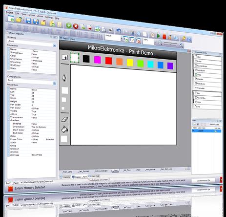VisualTFT Window
