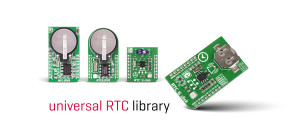 Universal RTC click library