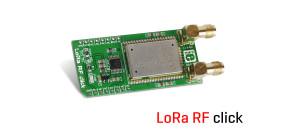 LoRa RF click