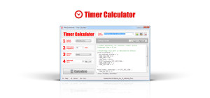 Timer Calculator Software