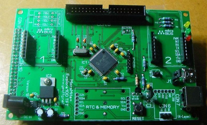 micromite-mikrobus-board