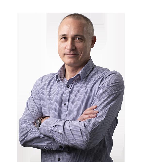 Mikroe leader Damir Krkljes