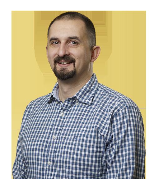 Mikroe leader Ivan Rajkovic