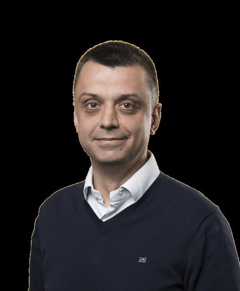 Mikroe leader Srdjan Tomic