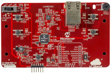 40+ Compatible Development Click Board You Didn't Know About - MikroE