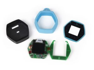 Hexiwear circuitry