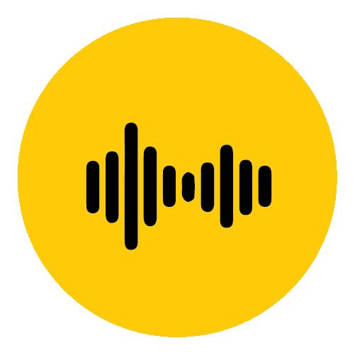 icons audio voice