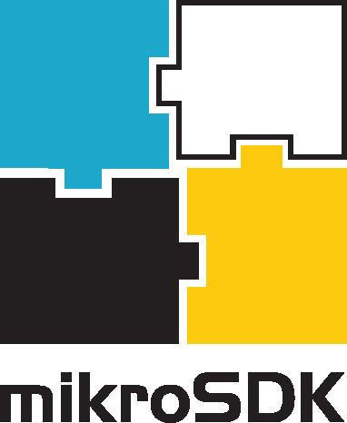 Mikroe mikroSDK logo
