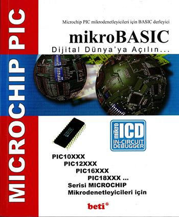 mikroBASIC Derleyici - Türkçe Kitap