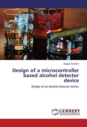 Design of a microcontroller based alcohol detector device