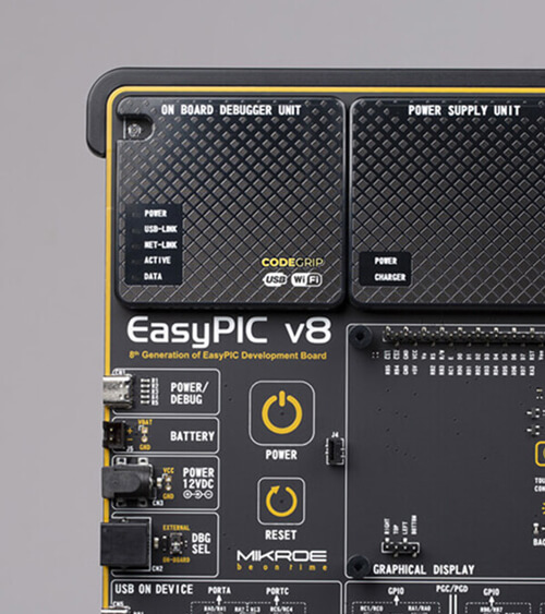 easyPIC v8 premium user experience
