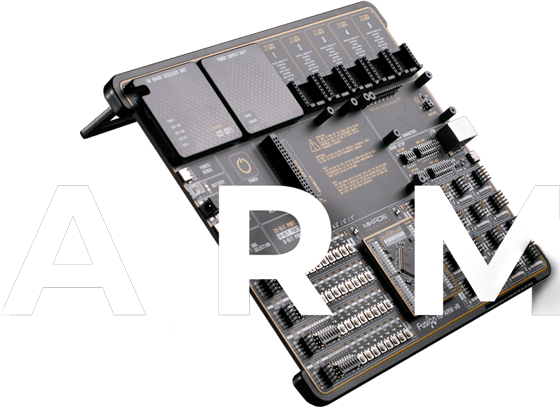 Fusion for ARM v8 cover picture