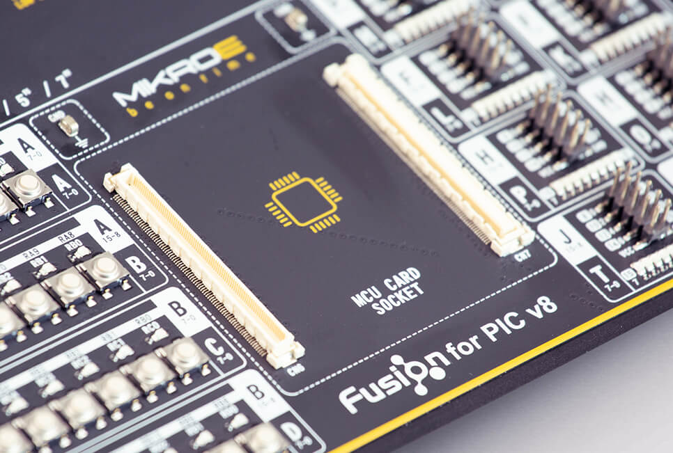 New standard for MCU Cards