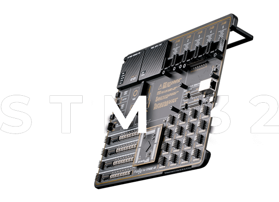 Fusion for STM32 v8 cover picture