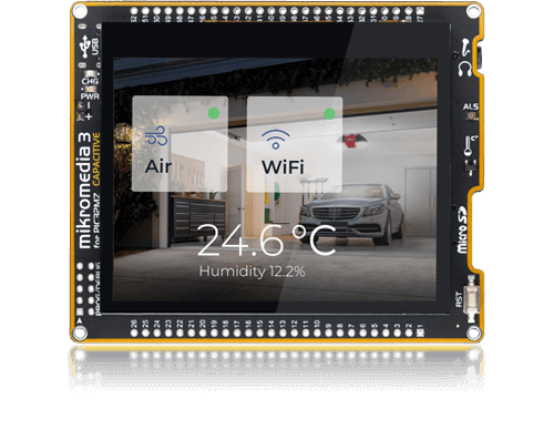 mikromedia 3 display v8 cover picture