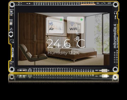mikromedia 4 display v8 cover picture