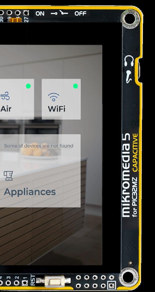 mikromedia 5 display right