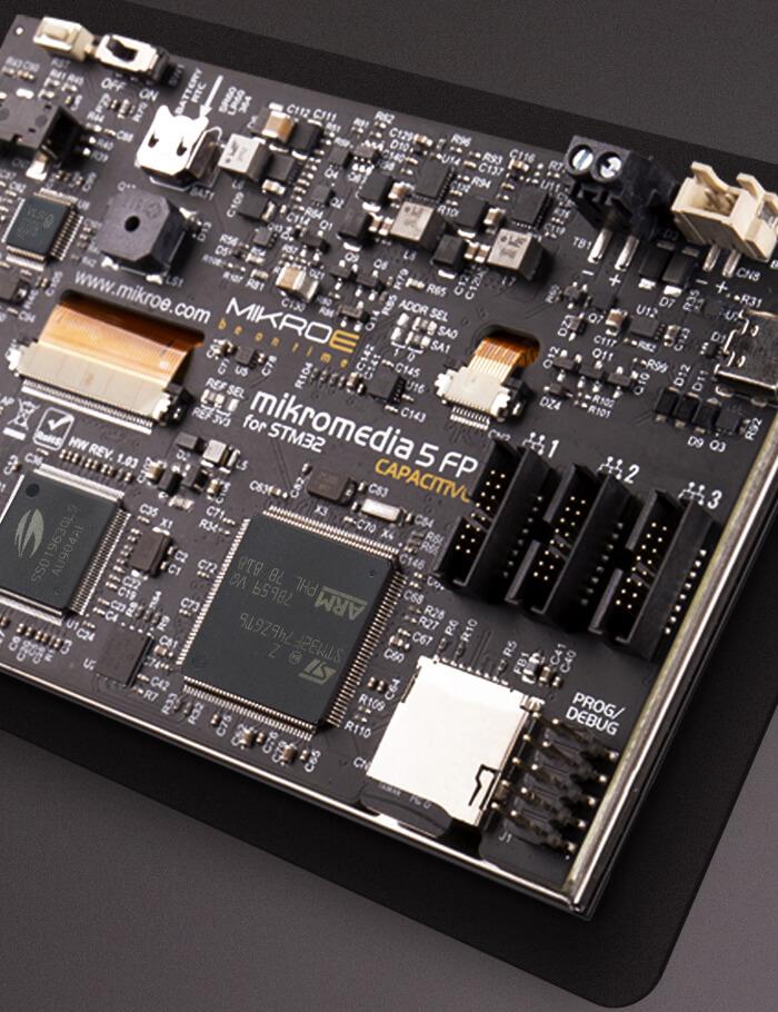 mikromedia 5 back side