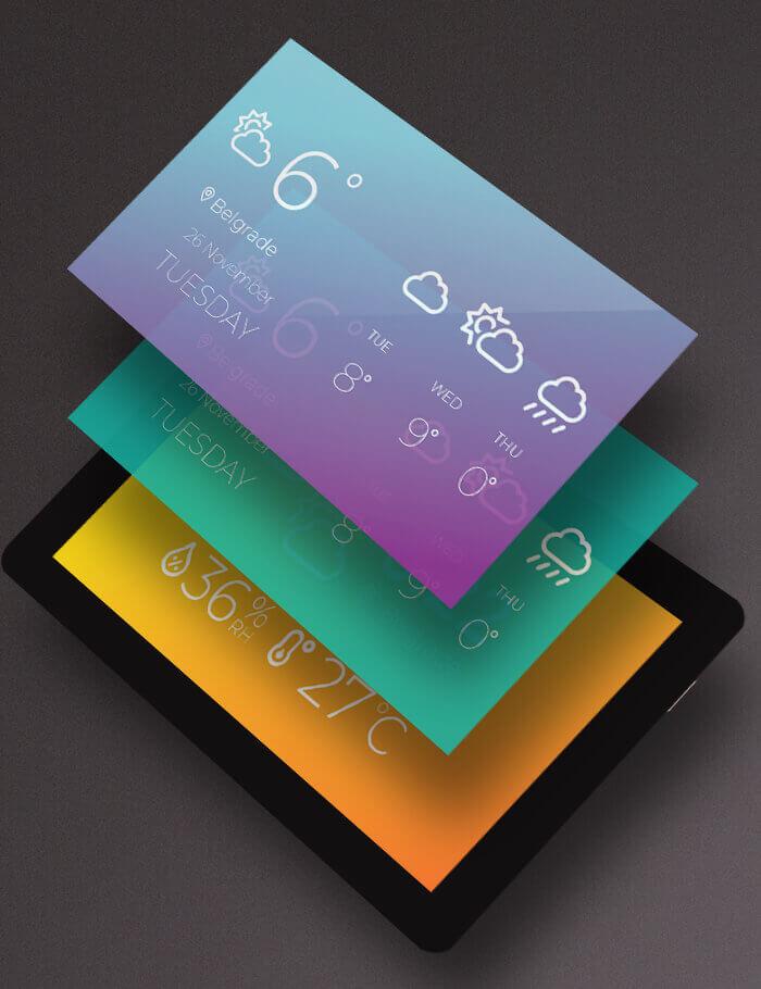 mikromedia 5 display graphic