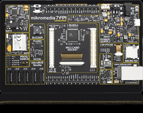Mikromedia 7 Capacitive FPI cover picture