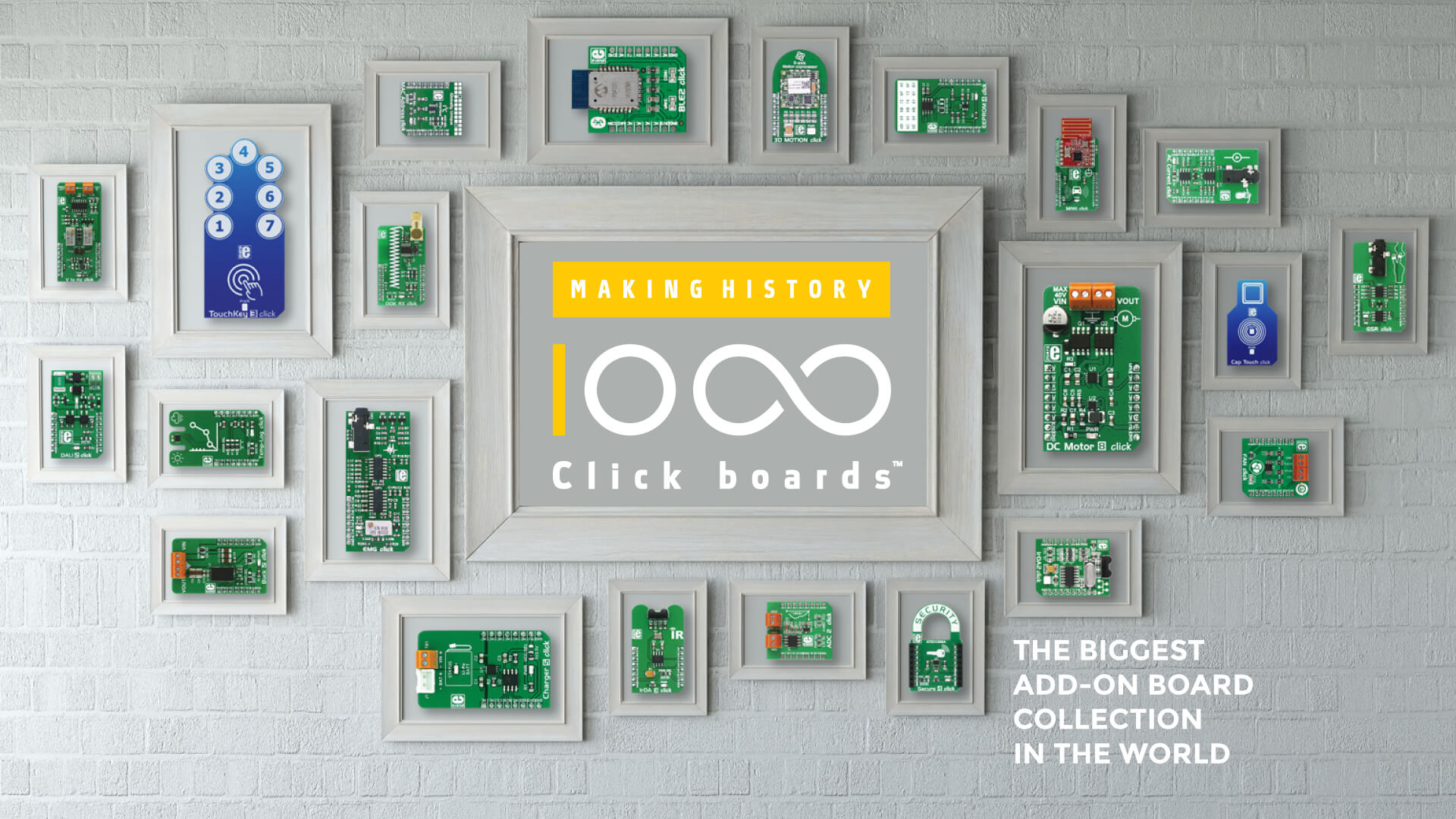 click boards
